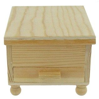 Wood Jewelry Box With Mirror Shop Hobby Lobby Wood Jewelry Box Wood Jewellery Wood Crafts