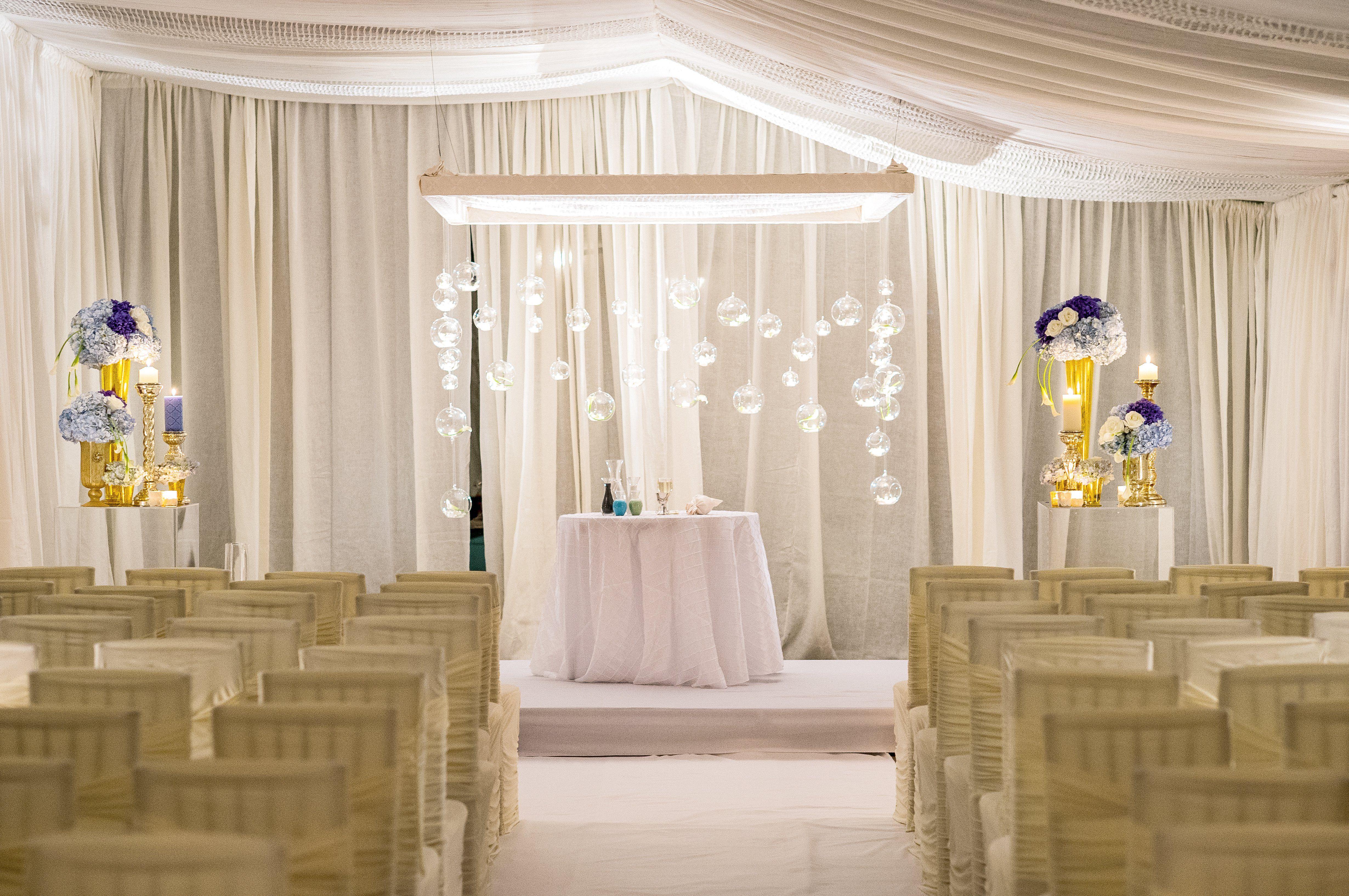 Modern Huppah Decorations Wedding planning websites