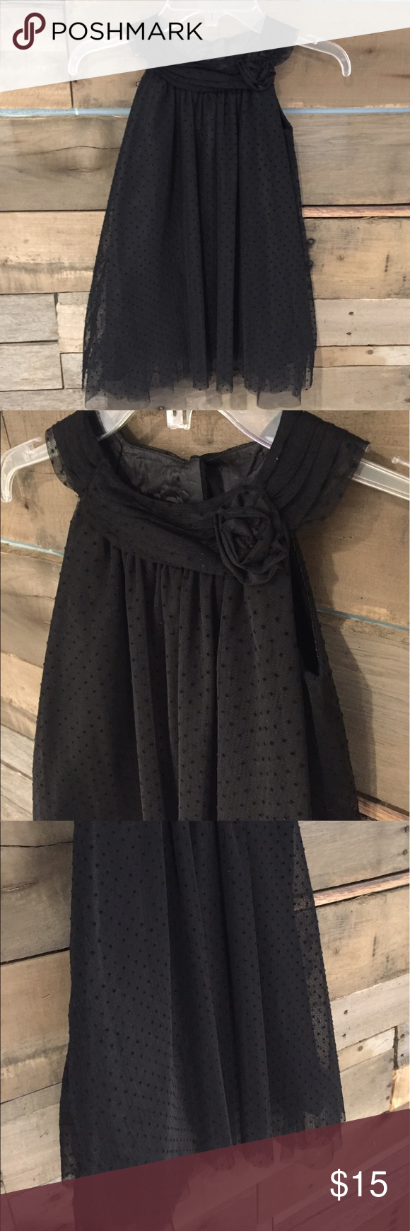 Osh Kosh Black Dress Size 3t Dresses Clothes Design Fashion Design [ 1740 x 580 Pixel ]