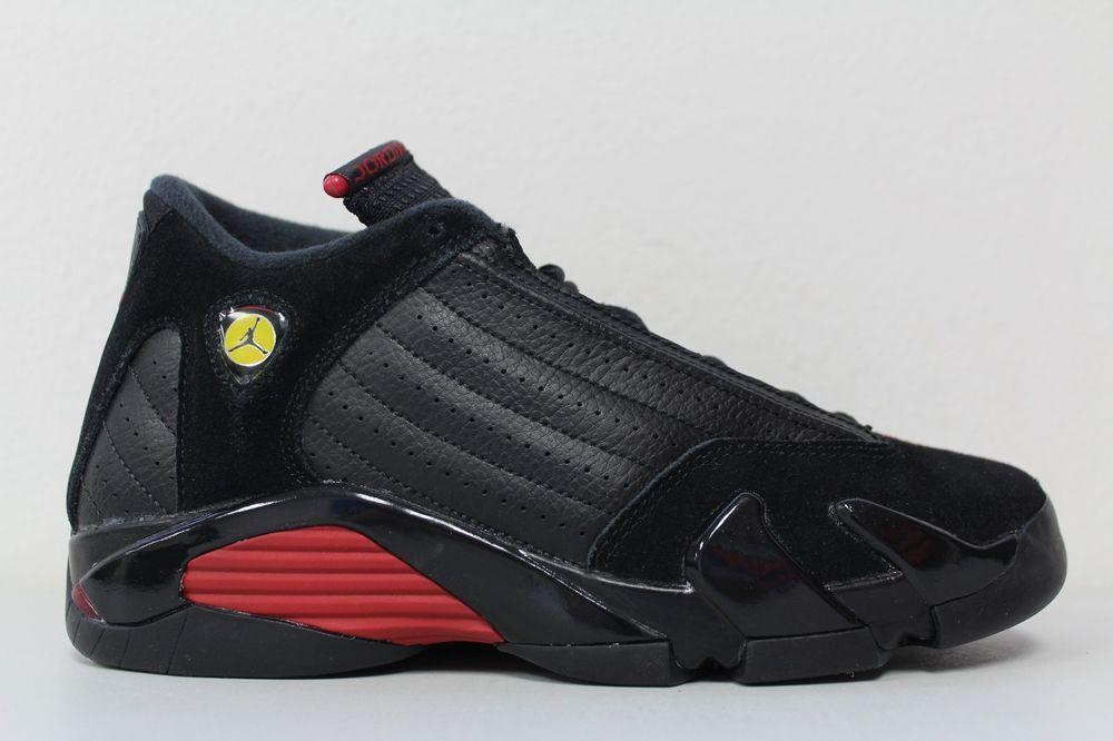 Nike Air Jordan 14 Retro BG XIV Last