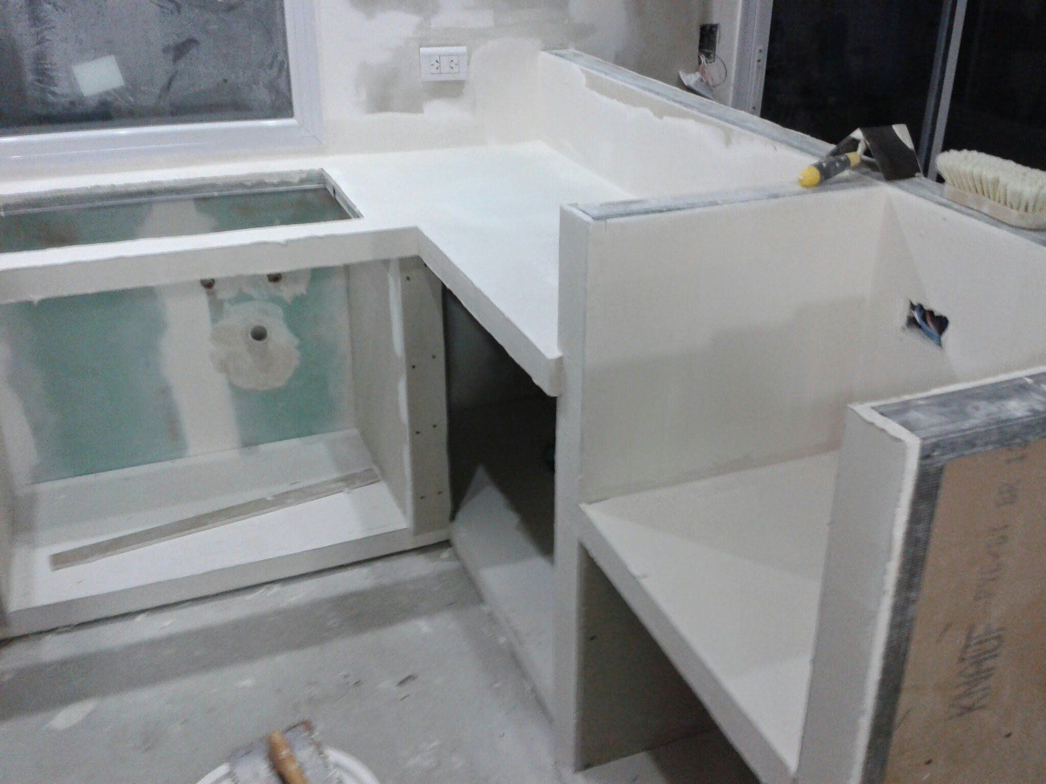 Hice Mi Casa En Steel Framing Y Quiero Compartirlo Steel Frame  # Estudio Gibrat Muebles