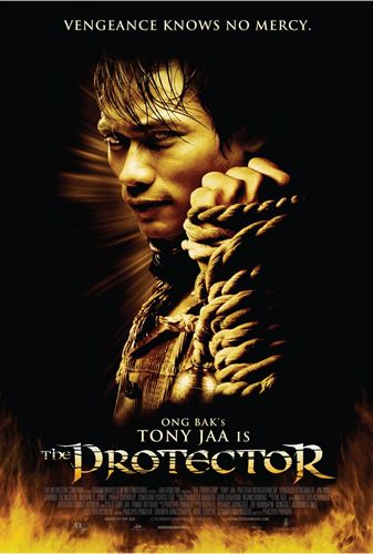 The Protector Tony Jaa Movie Poster Martial Arts Movies Com
