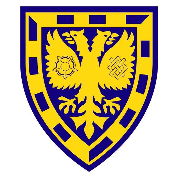 Wimbledon FC old badge, 1889-2003