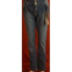 b49fbc2944e Fransa dámské džíny modré 34