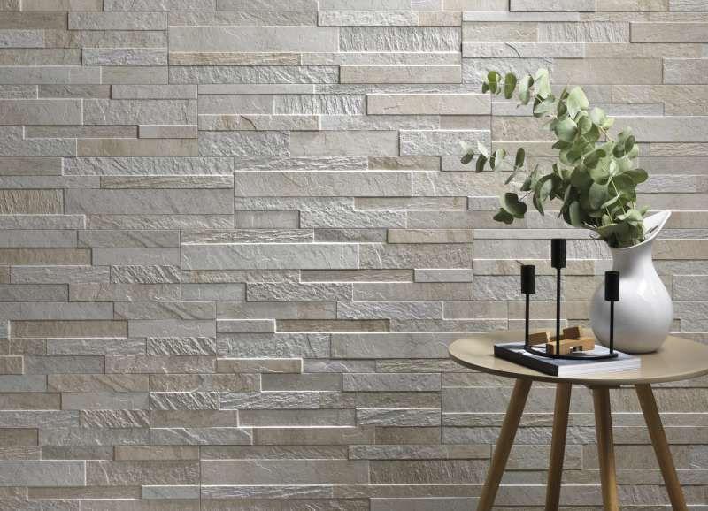 Cubics White 6 X 24 3d Porcelain Wall Panel 4 89 Per Square Foot Stone Tile Wall Porcelain Wall Tile Wall Tiles