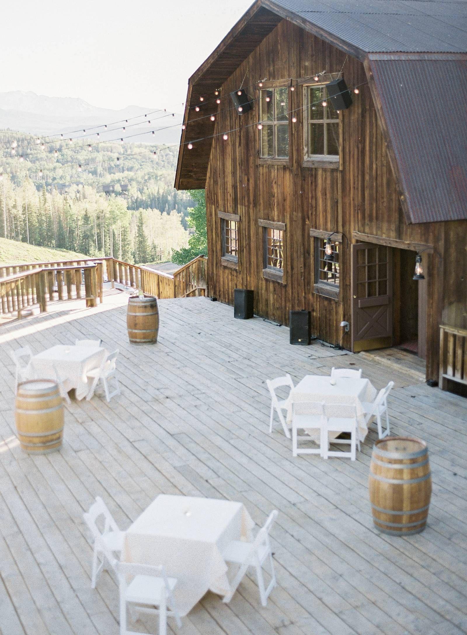 Summer Telluride Wedding Courtney & Brad in 2020