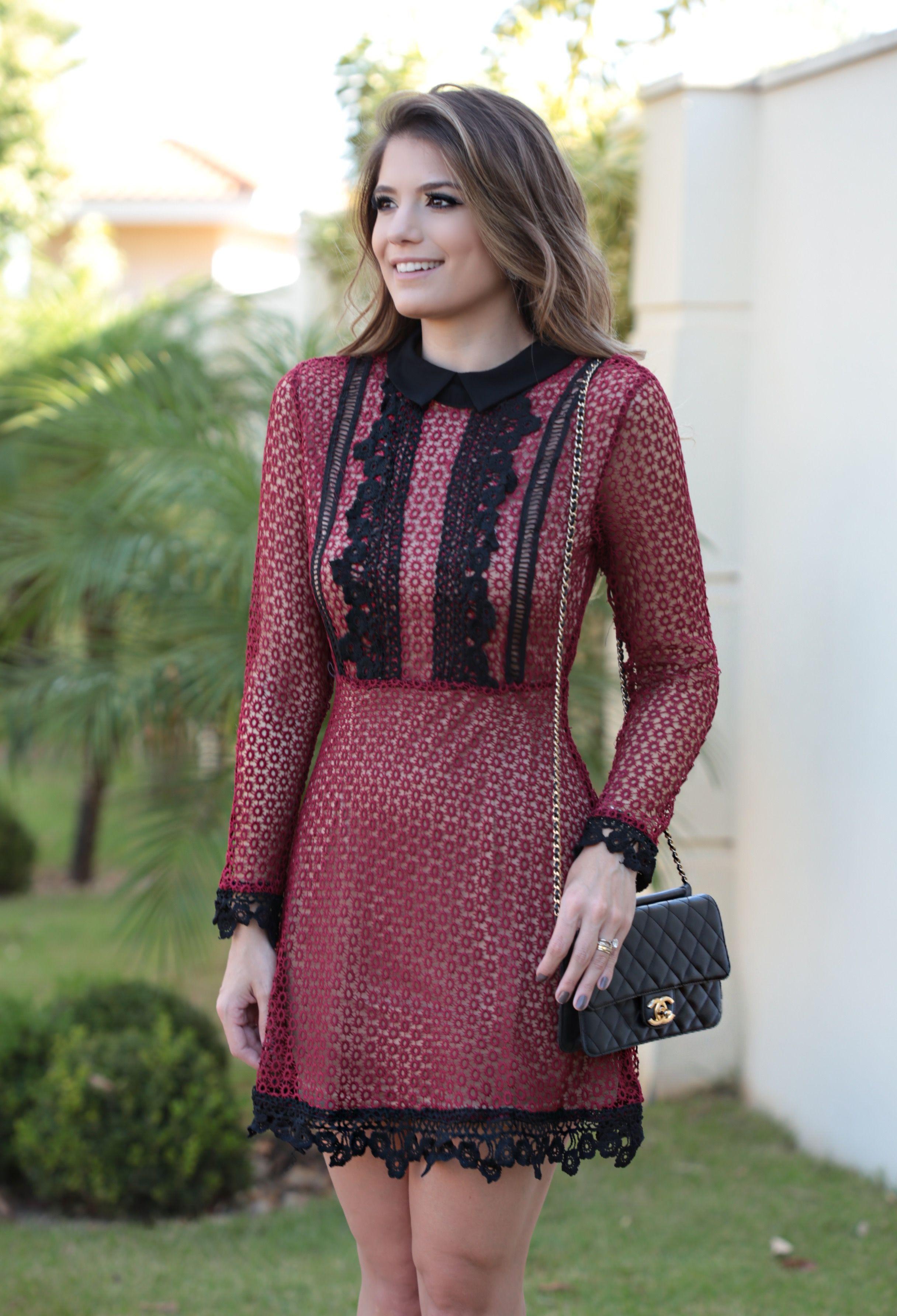 Pin de Jackeline Fañas en Moda y Estilo | Pinterest | Vestiditos ...