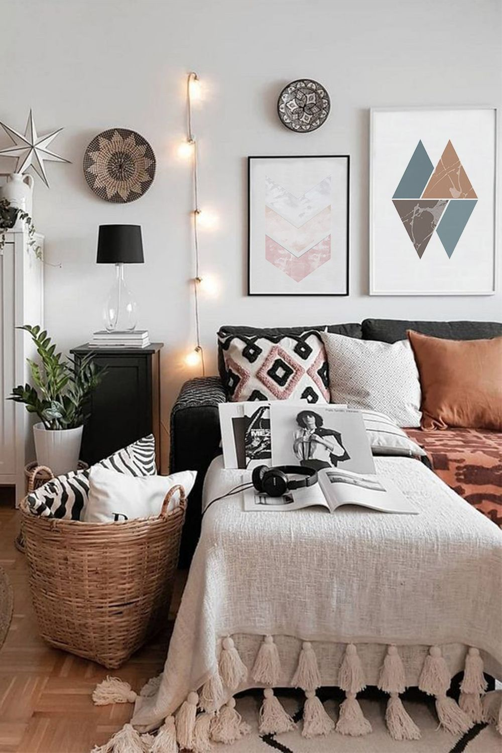 Home Bedroom Bedroom Decorating Design Boho Chic Living Room Furniture Interior Design Wall Bedding Propert In 2020 Home Decor Styles Home Decor Apartment Decor