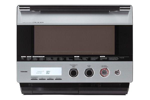 Toshiba Multifunction Steam Microwave Appliances