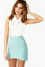 Risky Business Skirt