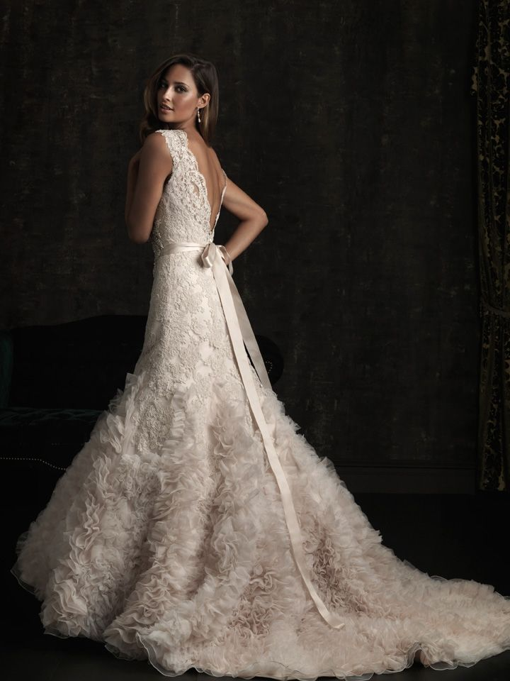 Allure Bridals : Allure Collection : Style 8961 : Available colours ...