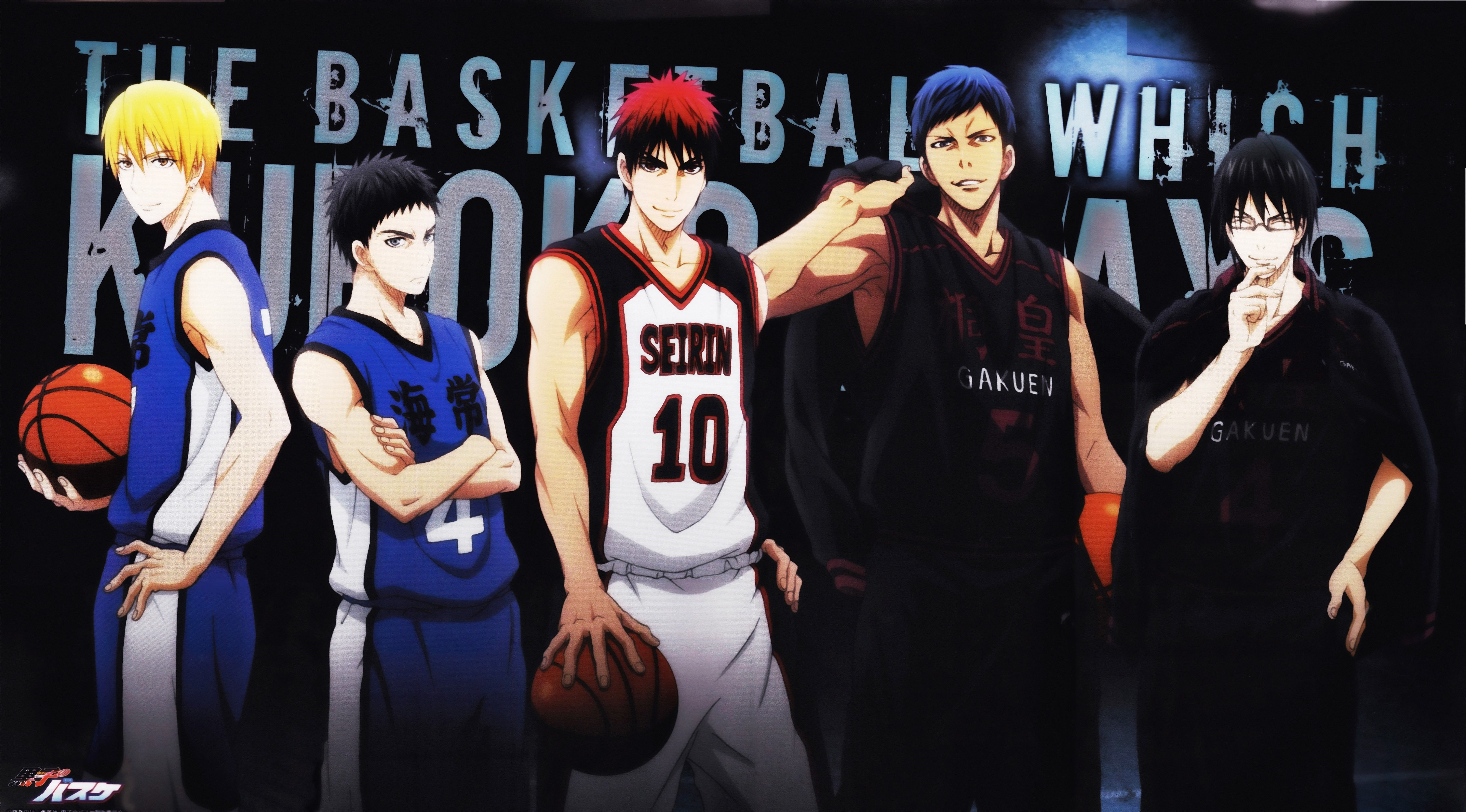 Kuroko No Basket Pesquisa Google