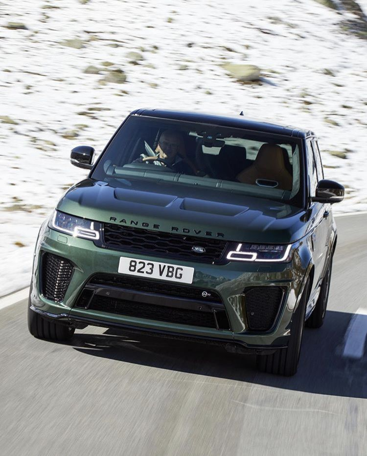 Photo of Range Rover SVR