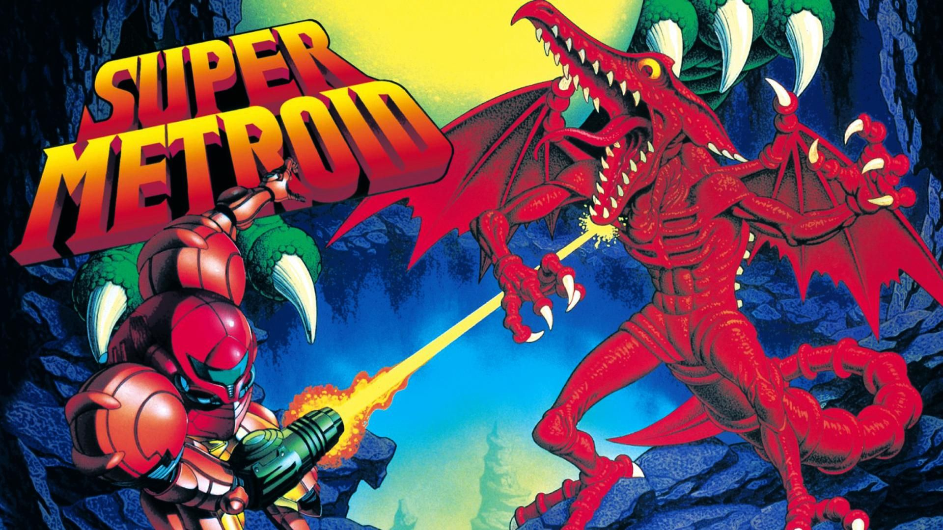 Super Metroid Wallpaper[1920x1080] Metroid, Super