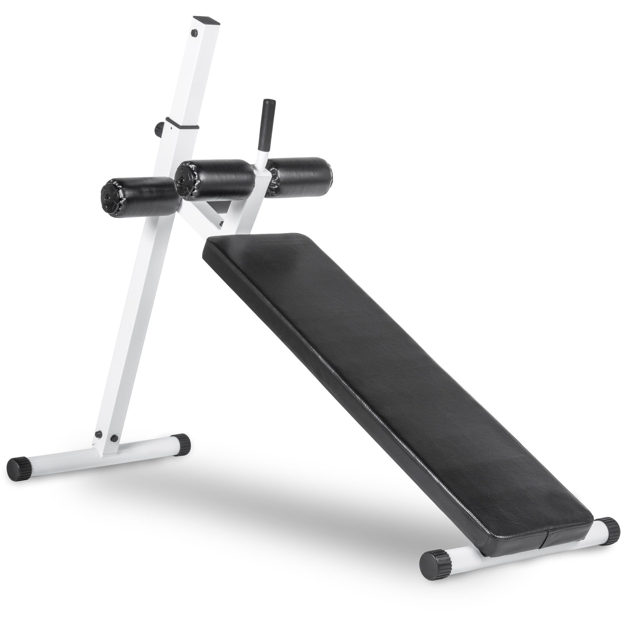 XMark Fitness 10 Position Adjustable Decline Abdominal