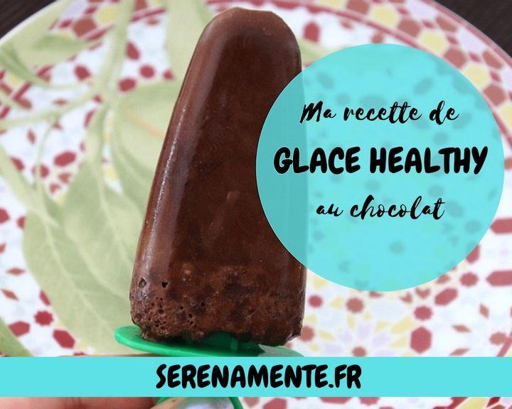 Ma recette de bâtonnets glacés maison ET healthy au chocolat !