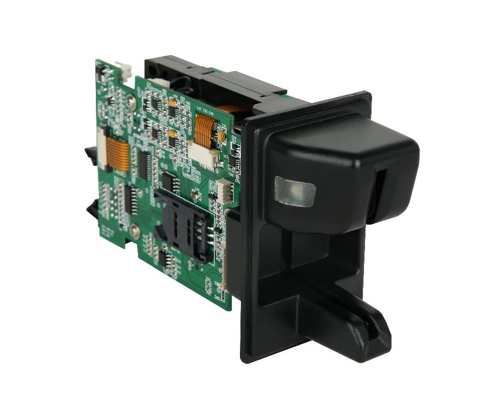 Compatible To Sankyo Icm 300 Ic Magnetic Rfid Card Reader And Writer Uhf High Qualtiy Atm
