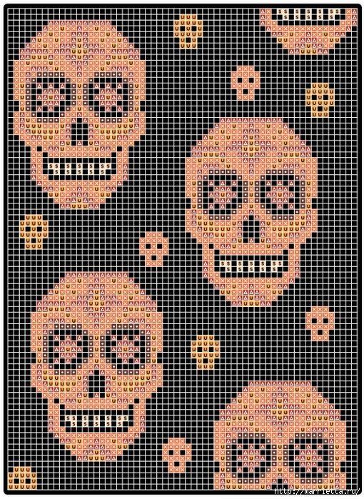 Вышивка крестиком на планшете (1) (510x700, 496Kb) | Узоры ...