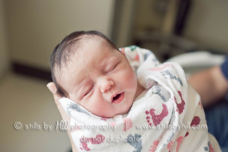 Welcome baby hannah san diego newborn photographer stills by hill photography