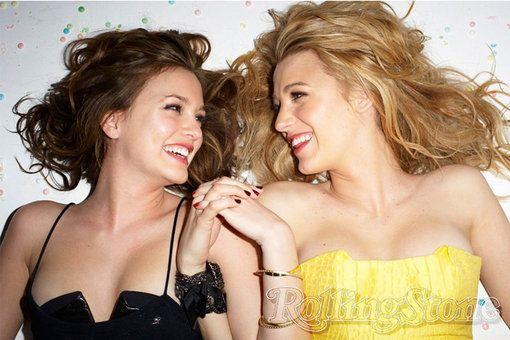 #BlakeLively #LeightonMeester #GossipGirl #fashion #celebrities