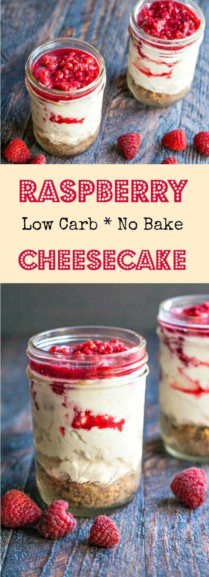 Pinterest Raspberry Recipe Image