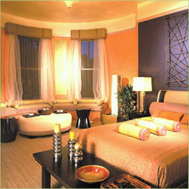 Dream bedrooms My favorites Pinterest Dream bedroom, Dreams - Orange Bedrooms