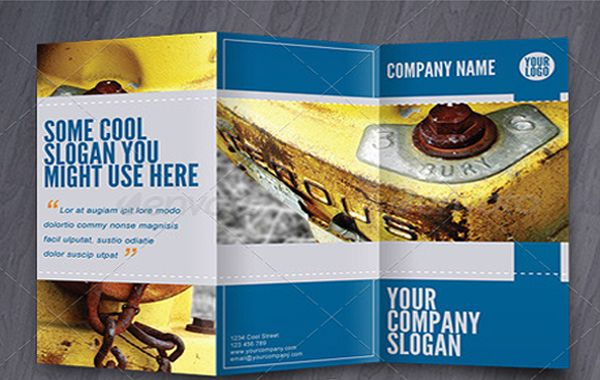 27 best Tri-Fold Brochure Ideas images on Pinterest Brochure - advertising brochure template