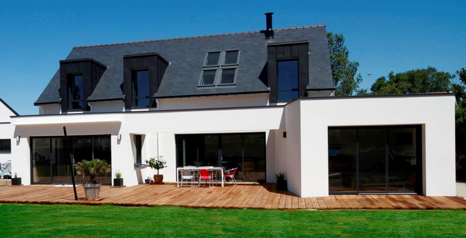 Constructeur En Bretagne Prix Construction Maison Plan Maison