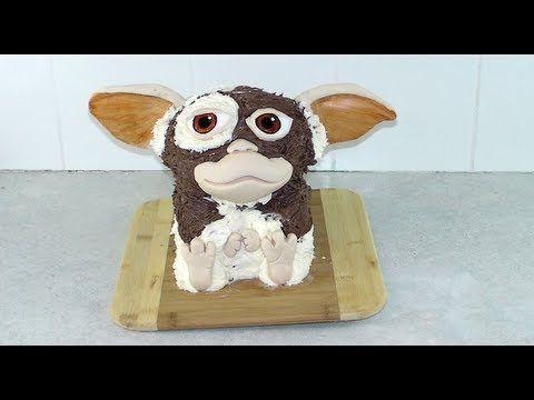 how to make a gizmo cake