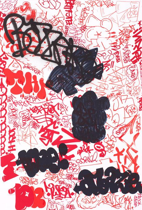 No Title - Todd James original prints for sale