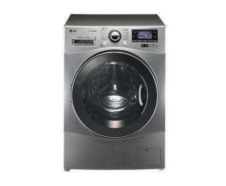 Lg Wd 1628rds 12 8kg 6 Motion Inverter Direct Drive Washer Dryer Lg Singapore Washing Machine Front Loading Washing Machine Washing Machine Lg