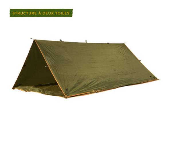 Tente Double Toit Hamac 1 Ou 2 Personnes Abri Free Soldier Outdoor