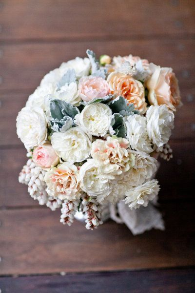 REVEL: mint + Blush Bouquet