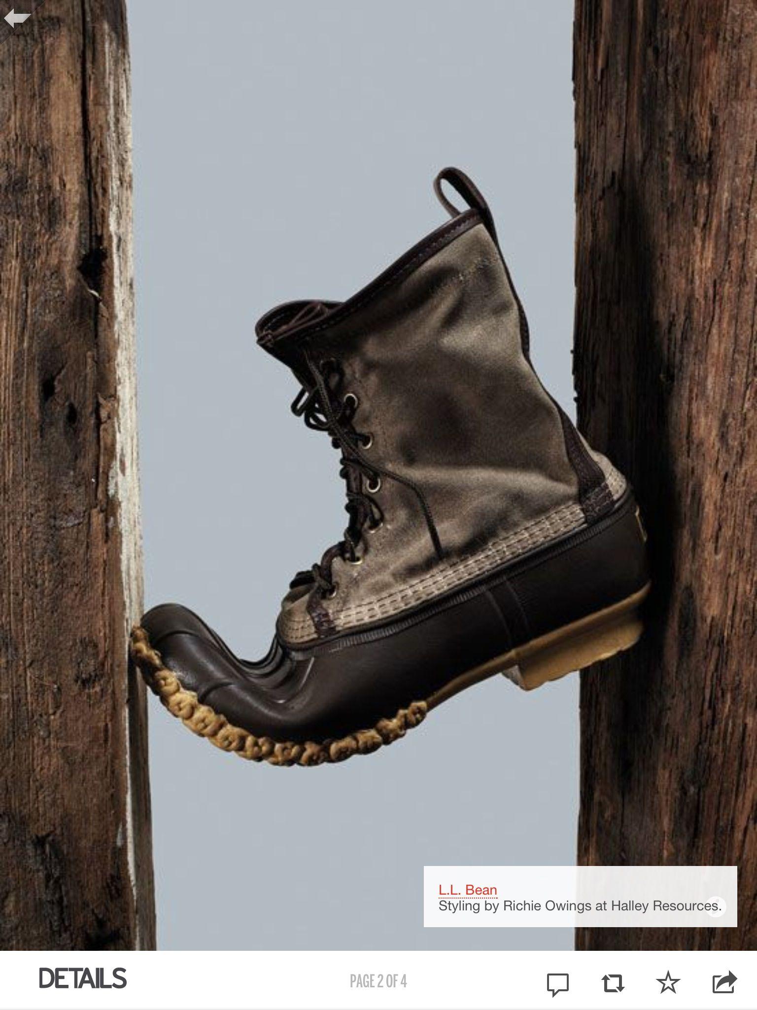 ll bean boot his of fashion mine