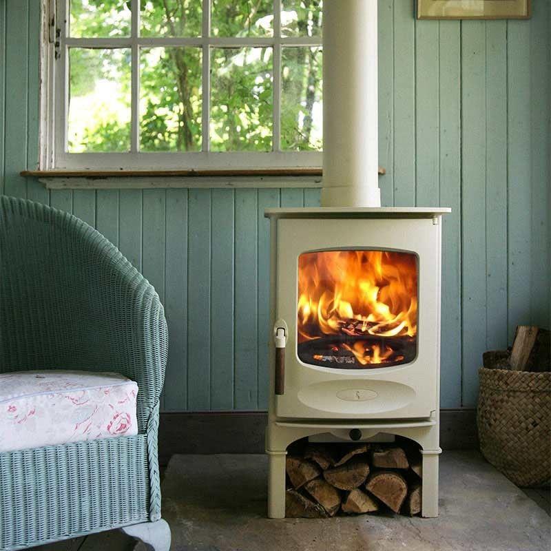 po le bois charnwood c four 4 9 kw po le bois. Black Bedroom Furniture Sets. Home Design Ideas