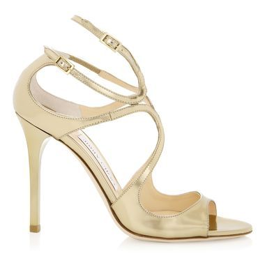 jimmy choo lang gold mirror leather sandals future mrs stone rh uk pinterest com
