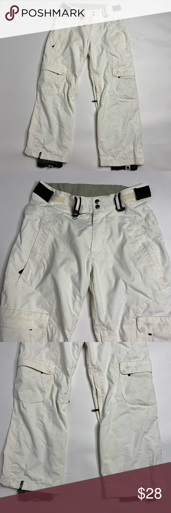Photo of Bonfire Snowboarding Company Classic Fit Pants Good condition: pre-owned   Pleas…