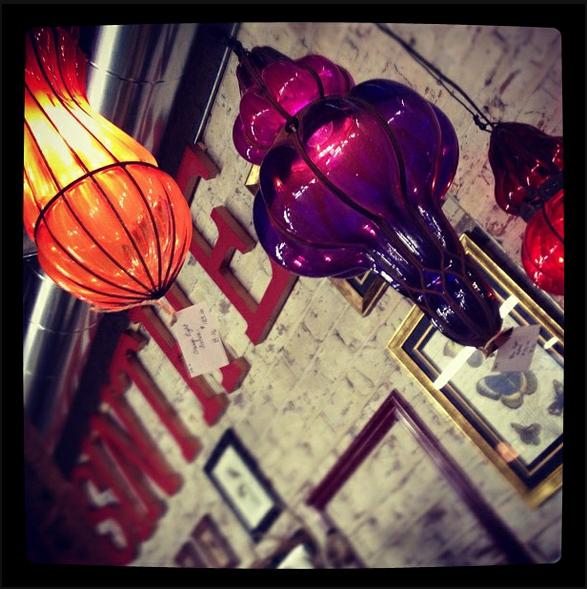 Bohemian Lantern