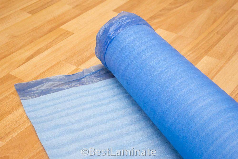 Good Laminate Flooring Underlayment On, Vapor Barrier Laminate Flooring