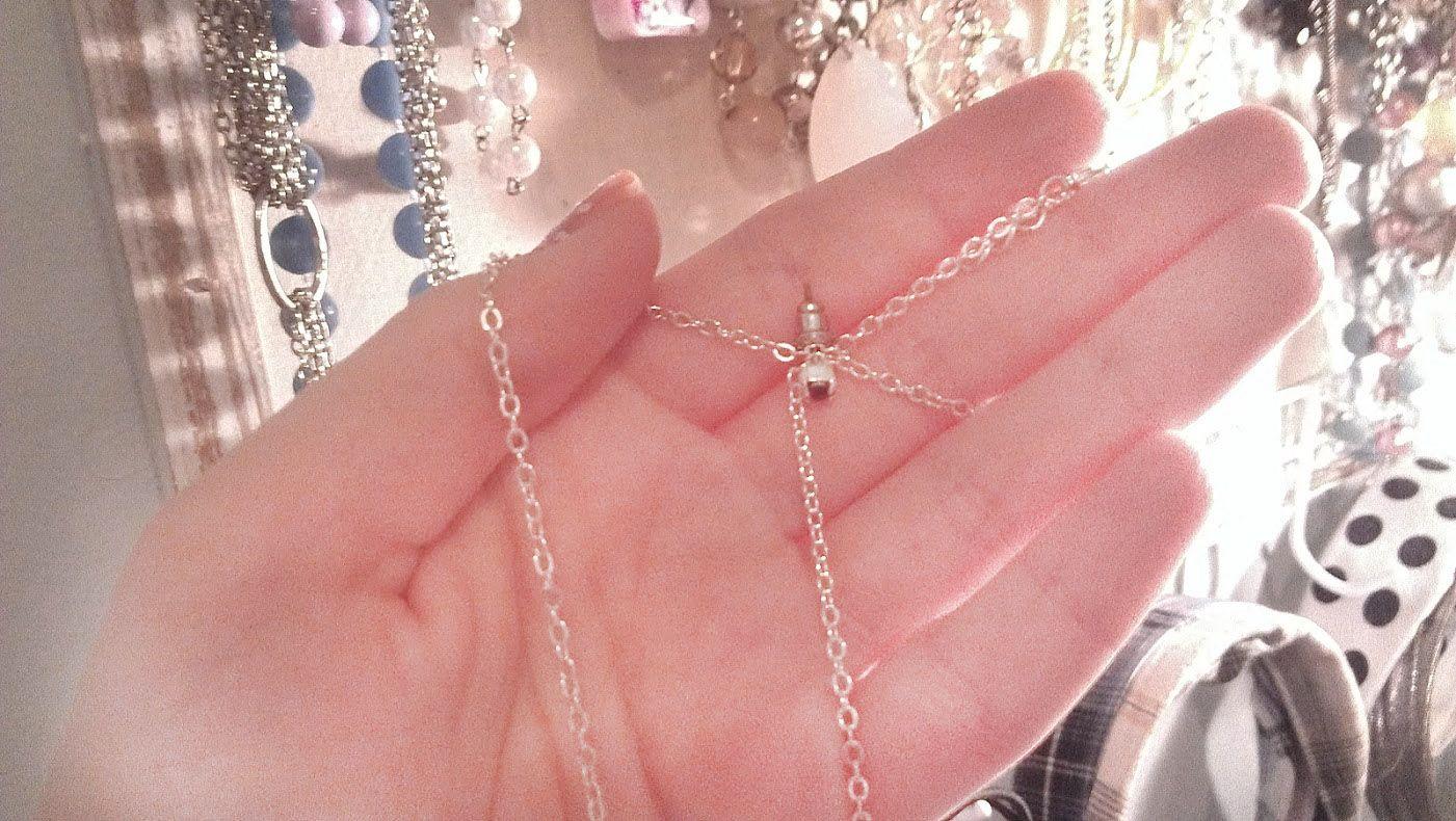 Tricksy Tip Thursday Temporarily Shorten Necklaces
