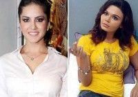 Rakhi Sawant said to Sunny Leone leave India #india #sunny #rakhi