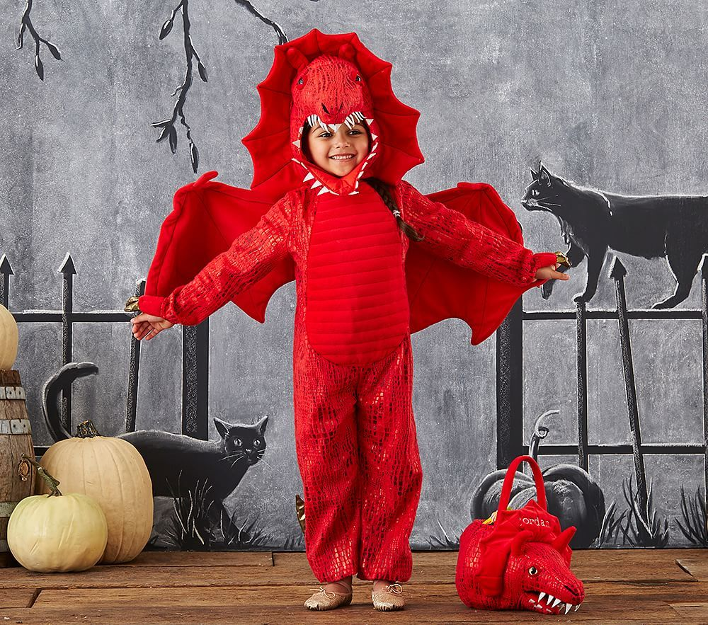 dragon costume - red | pottery barn kids #affiliate | dressing up