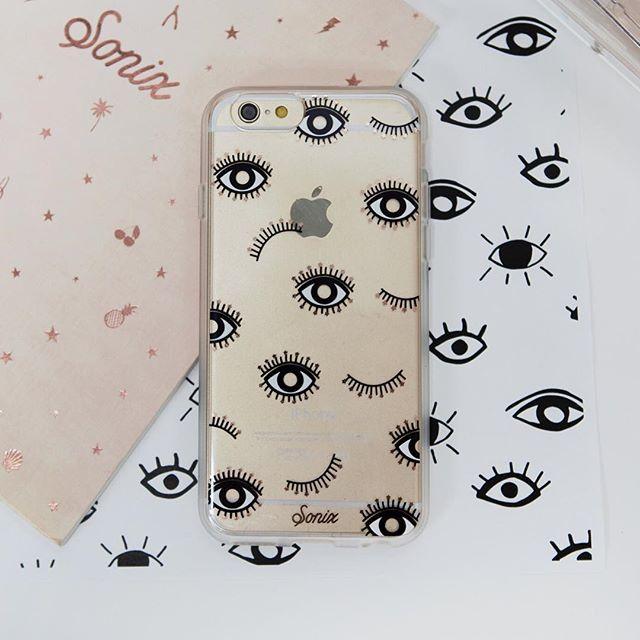 Our lashes got an upgrade ... Check out our new Starry Eyed case, on our site now