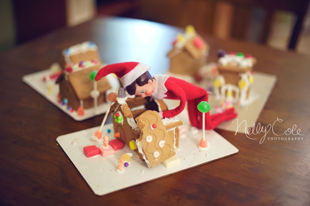 Elf on the Shelf - Eating the gingerbread houses,  #eating #Elf #Gingerbread #Houses #Shelf #elfontheshelflastday Elf on the Shelf - Eating the gingerbread houses,  #eating #Elf #Gingerbread #Houses #Shelf,Elf on the Shelf - Eating the gingerbread houses...