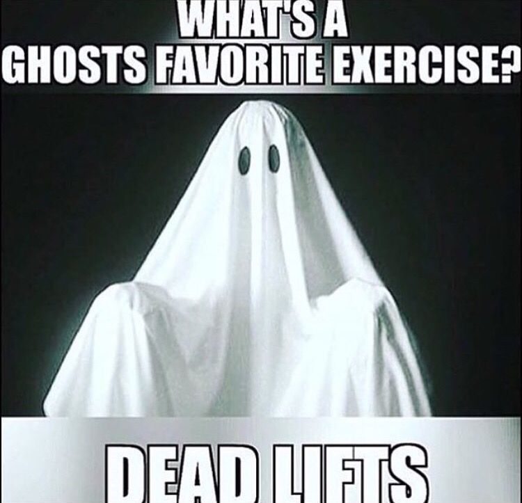 Happy Halloween Workout Humor Workout Humor Meme Workout Memes