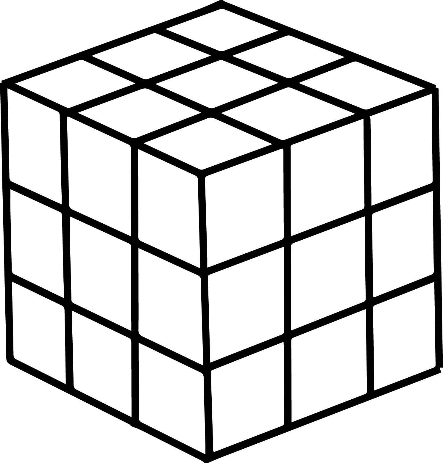 80s Puzzle Box Coloring Page | Wecoloringpage | Cave quest ...