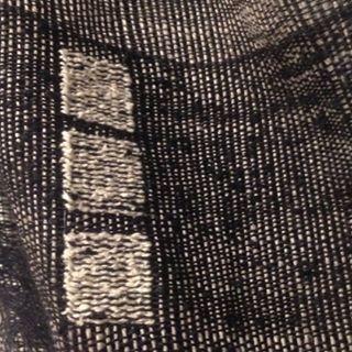 #weaving #weave #textile #fiber #fiberart #bridgettesegraves #handwoven