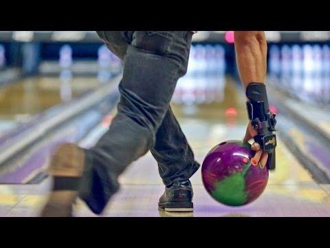 Slow Motion Bowling Release League 01 22 2014 Bowling Bowling Tips Bowling Ball