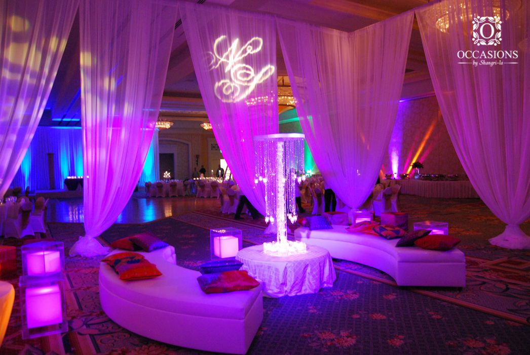 Tent Decorations, Draperies & Cabanas : Occasions by Shangri-La ...