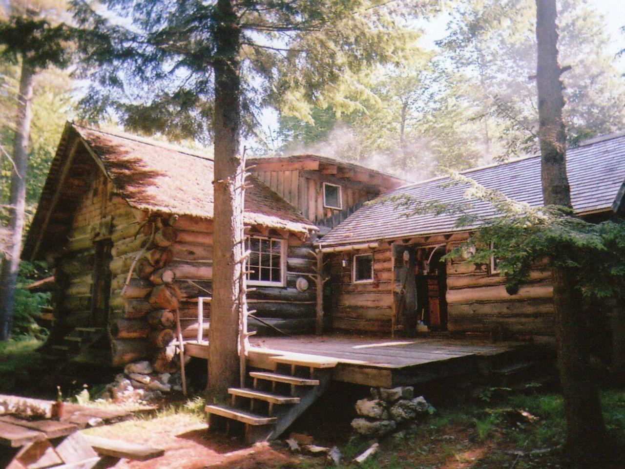 pin von dan g auf cabin time pinterest haus h tte und holzhaus. Black Bedroom Furniture Sets. Home Design Ideas